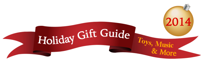 Holiday Gift Guide - Toys, Music & More