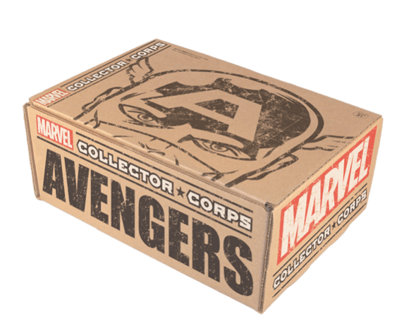 RFMag Holiday Gift Guide 2016: Marvel Collector Corps