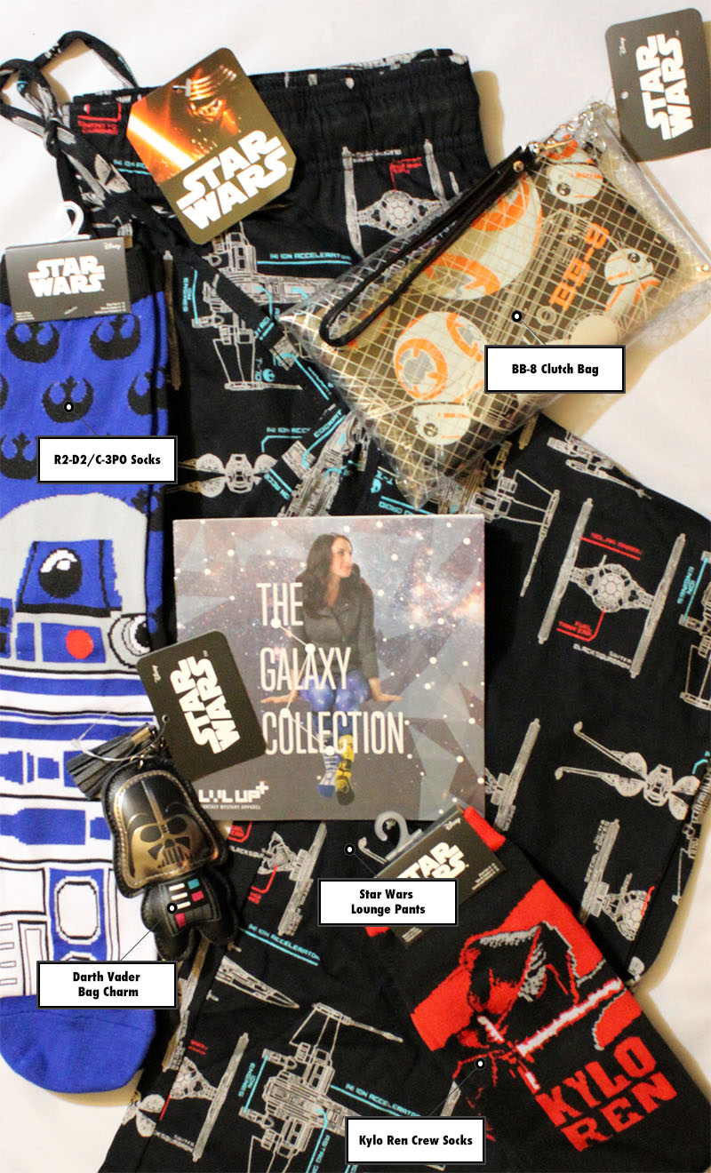 LVL Up December 2015 - Galaxy Collection