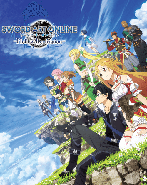 Sword Art Online - Hollow Realization: Box Art