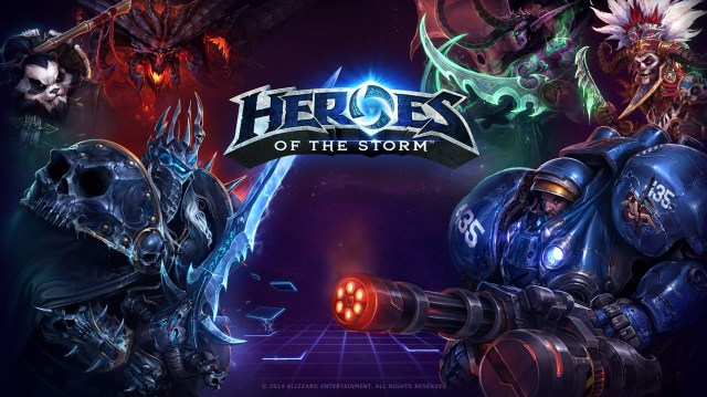 RFMag Holiday Gift Guide 2016: Heroes of the Storm (PC)