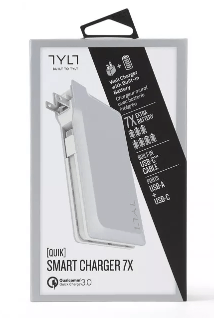 TYLT Smart Charger 7X