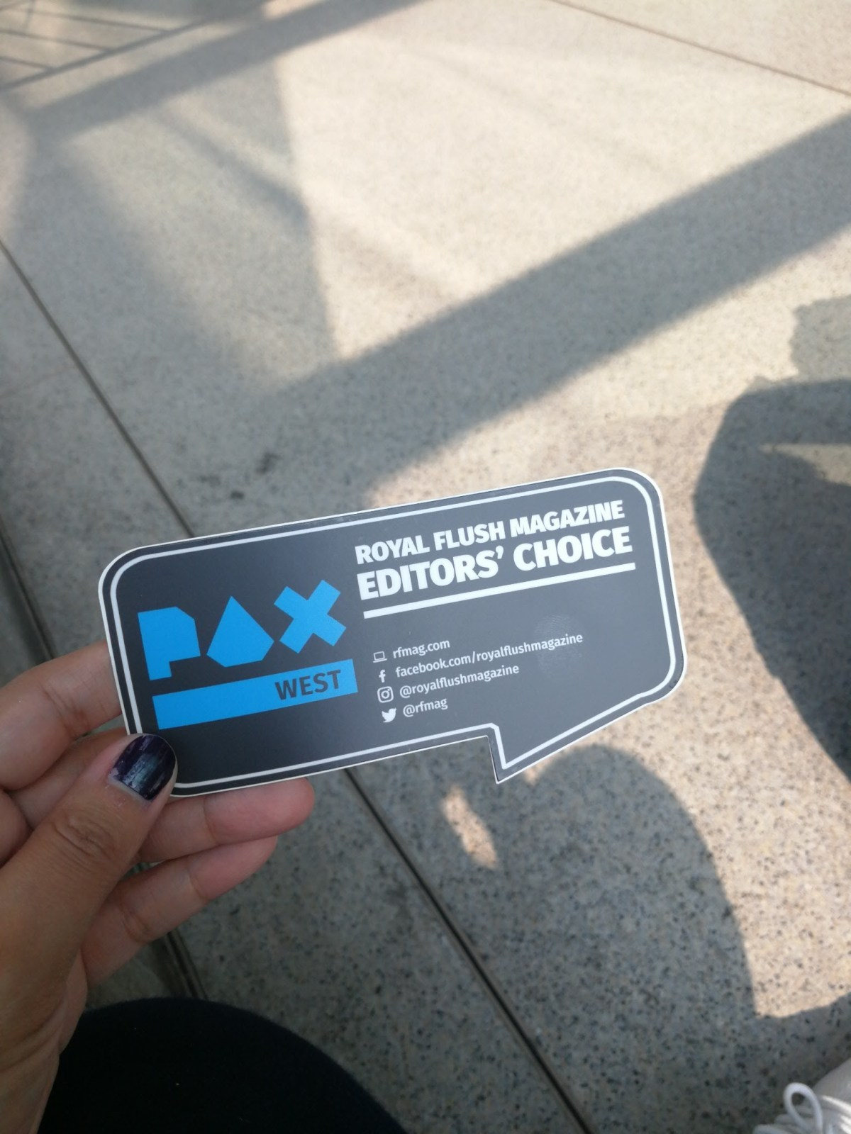 PAX West 2017 Editor's Choice