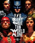 Justice League Poster - 4DX Review