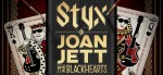 No 'Grand Illusion' – Styx, Joan Jett, and Tesla in New York