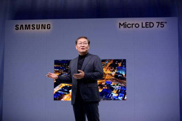 Samsung CES 2019 First Look Event