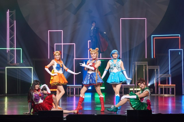 """""""Pretty Guardian Sailor Moon"""" The Super Live in NYC"""