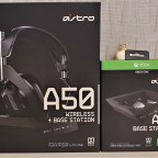 Astro Gaming A50 Wireless Headset & Base Station (4th Gen) Review