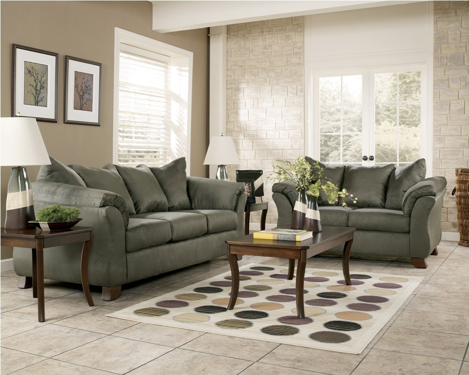 Ashley  Signature Design  Durapella Living Room Set  Royal Furniture Outlet  2153552880