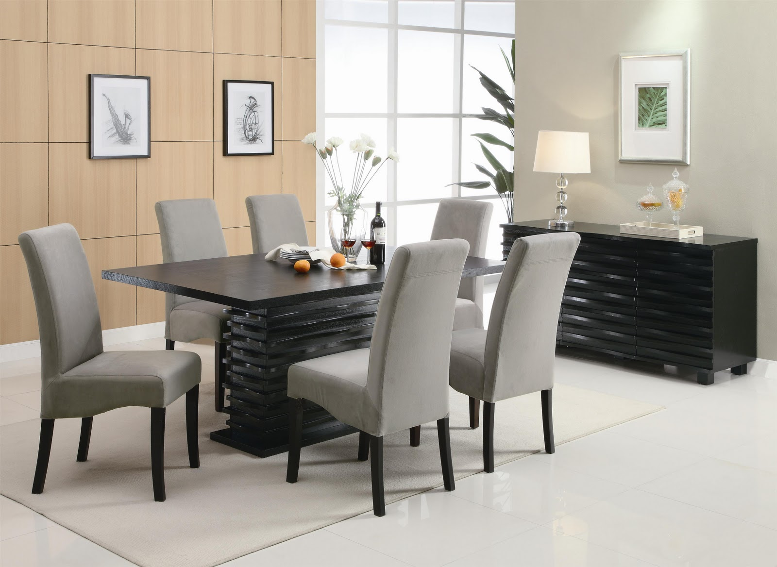 Dining Chairs Set Dining Room Royal Furniture Outlet