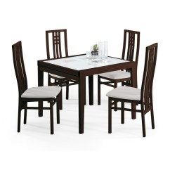 The Chair Outlet Compact Dining Table And Chairs Royal Furniture Home Furnishings For Less