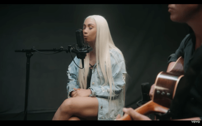 "Vevo x Queen Naija release ""Karma"" performance & meaning video"