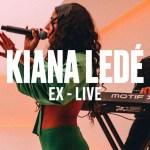 "KIANA LEDÉ x VEVO Release DSCVR Video for ""EX"""