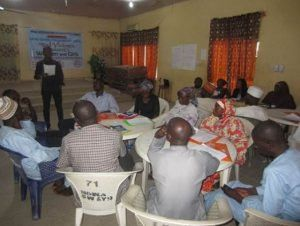 Community Volunteers' Training Sessions in Adamawa and Gombe States