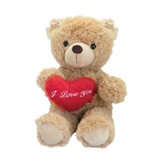 tan cecil bear plush stuffed animal 24in