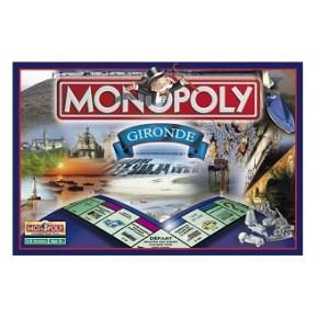 Monopoly édition Gironde