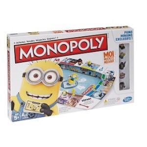 Monopoly Moi Moche et Méchant