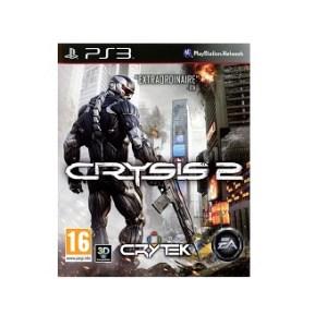 Jeu PS3 CRYSIS 2