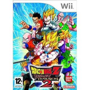 DRAGONBALL Z BUDOKAI TENKAICHI 2 Jeu Wii