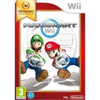 Jeu Wii MARIO KART