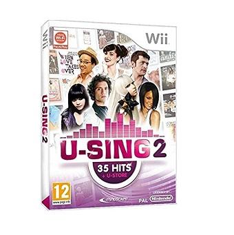 Jeu Wii U-SING 2
