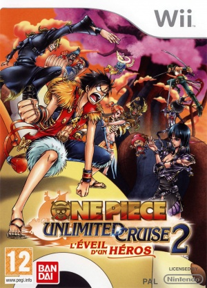 ONE PIECE UNLIMITED CRUISE 2 jeu Wii