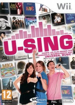 jeu Wii U-SING