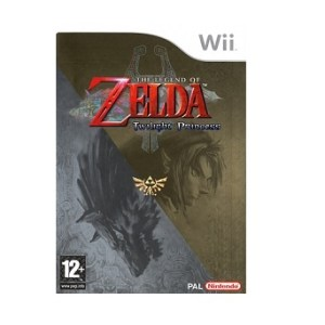 Jeu Wii THE LEGEND OF ZELDA Twilight Princess
