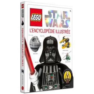 Livre Encyclopédie LEGO STARWARS avec une figurine collector