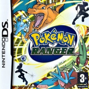 Jeu Pokémon RANGER DS