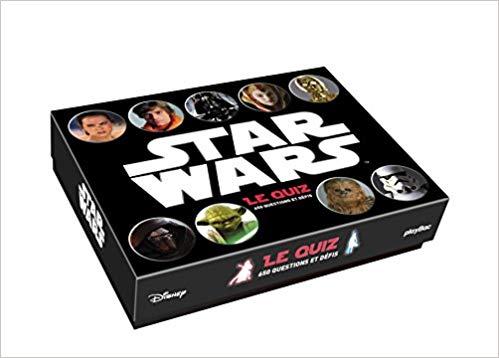 Star wars le quiz