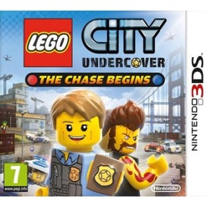 JEU LEGO CITY UNDERCOVER THE CHASE BEGINS 3DS