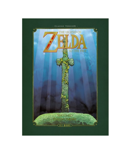 The Legend Of Zelda - A Link to the Past, Version Classic