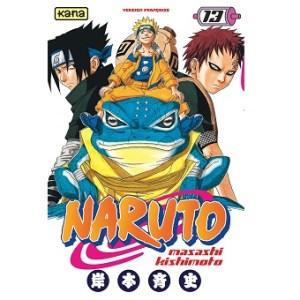 Manga Naruto Tome 1 à 14