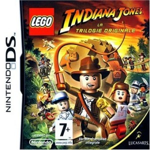 LEGO Indiana Jones jeu DS