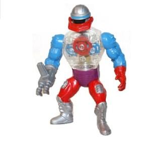 LES MAÎTRES DE L'UNIVERS : Roboto
