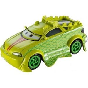 Komodo, voiture rare Cars 2 Disney/Pixar