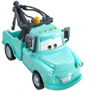 Martin en bleu clair Cars Disney/Pixar