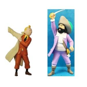 Tintin + François de Hadoque ML11