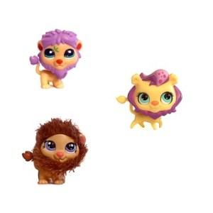 3 pet shop Lion