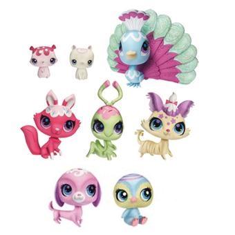 8 Pet Shop Collector (LPS) Hasbro