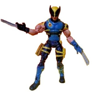 Wolverine X-Men 2005 Marvel Toy Biz 16,5 cm
