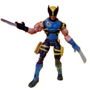 Wolverine X-Men 2005 Marvel Toy Biz 16,5 cm