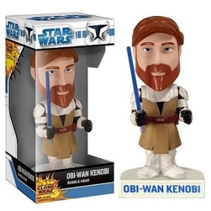 Obi-Wan Kenobi Figurine Star Wars Neuve de collection Funko Abysse Corp.
