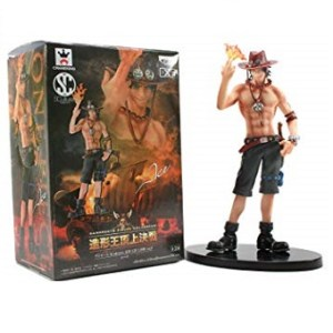 Ace One Piece Scultures Banpresto 2011
