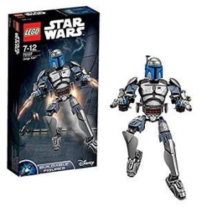 Jango Fett Lego 75107 Star Wars Disney Neuf.