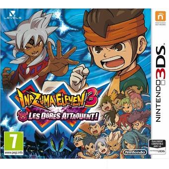 Inazuma Eleven 3 Les Ogres Attaquent! jeu 3DS