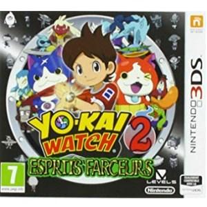 YO-KAI Watch 2 Esprits Farceurs Jeu 3DS