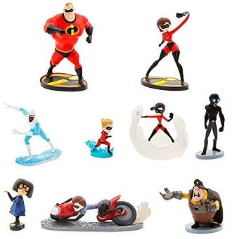 Indestructible 2, 9 figurines Disney