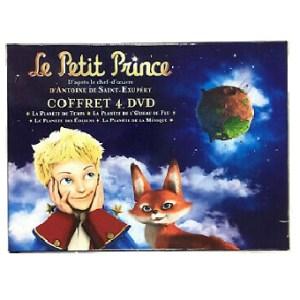 Le Petit Prince coffret 4 DVD+1 Aimant offert.